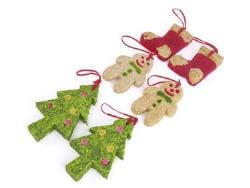 Kazoo Decoration Combo 6pack