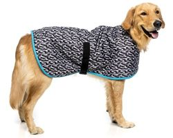 Kazoo Funky Dog Coat Diamond 53cm