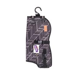 Kazoo Funky Dog Coat Ebony 59.5cm