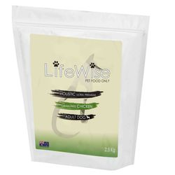 LifeWise Chicken with turkey & vegetables 2.5kg GRAIN FREE