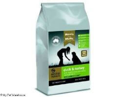 Meals for Mutts Dry Food Duck and Turkey 20kg