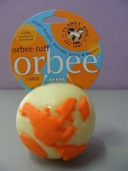 Orbee-Tuff large Glow Orange
