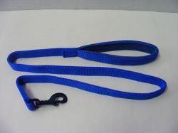 Padded Handle Lead Blue