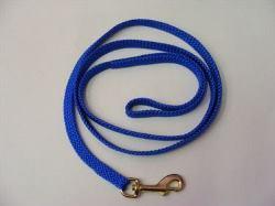 Puppy Lead Blue