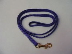 Puppy Lead Purple