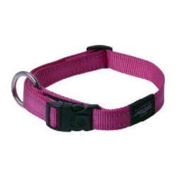 Rogz Collar Nitelife 20-31cm Pink