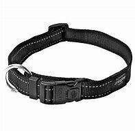 Rogz Collar Snake 26-40cm Black
