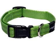 Rogz Collar Snake 26-40cm Lime