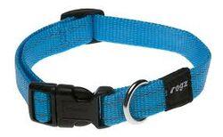 Rogz Collar Snake 26-40cm Turquoise