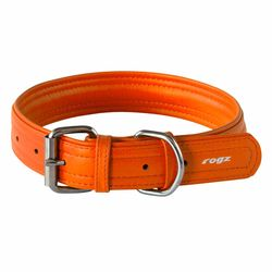 Rogz Leather Collar extra small 2129cm
