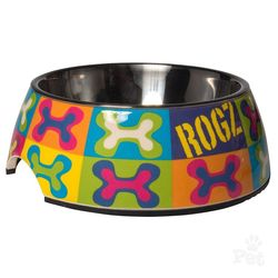 Rogz Pop Art Bowl Large