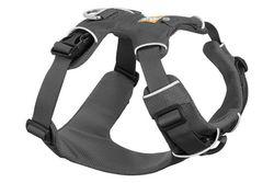 Ruffwear Harness Front Range Grey med