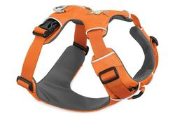Ruffwear Front Range Harness Orange Poppy XS