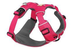 Ruffwear Harness Front Range Pink med