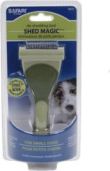 Safari De-Shedding Tool small dogs