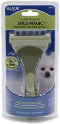 Safari De-Shedding tool medium dog