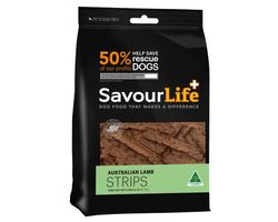 SavourLife Lamb Strips 165g