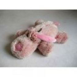 Soft Grunt Dog Pink