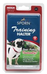 Sporn Training Halter medium