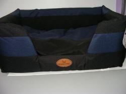 Stay Dry Bed Large Blue/Black