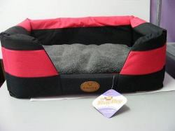 Stay Dry Bed Large Red/Black