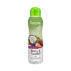Tropiclean Berry & Coconut Shampoo 355ml