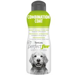 Tropiclean Perfect Fur Combination Coat Shampoo 473ml