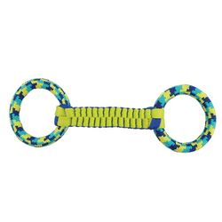 Twist & Rope Tugger Toy by Zeus